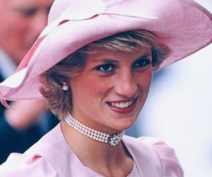 diana spencer, icon, and lady diana image