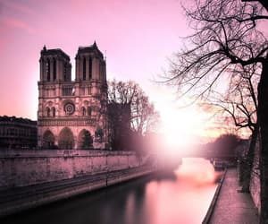 Cathedrale, landscape, and notre dame image