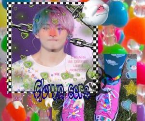 clown, edit, and bts image