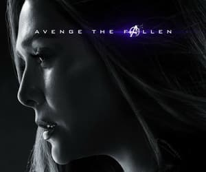 Marvel, scarlet witch, and Avengers image