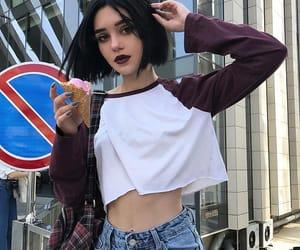 girl, fashion, and beauty fashion girl image