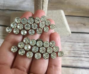 bridal jewelry, clips, and etsy image
