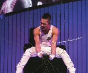 body, fitness, and gdragon image