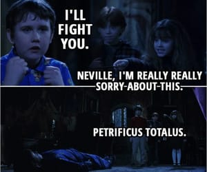 harry potter, hermione granger, and neville longbottom image