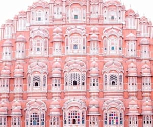 aesthetic, building, and india image