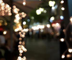 awesome, blur, and lights image