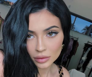 beauty, eyes, and kylie jenner image