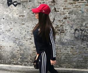 adidas, black, and cap image