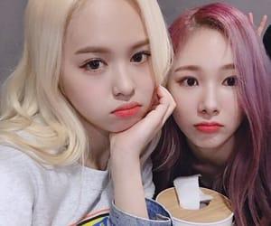 kpop, everglow, and mia image