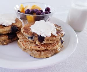 breakfast, eat, and food image
