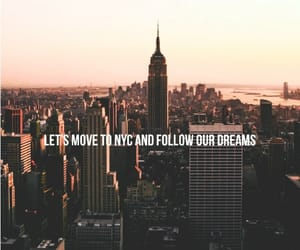 aesthetic, quote, and Dream image