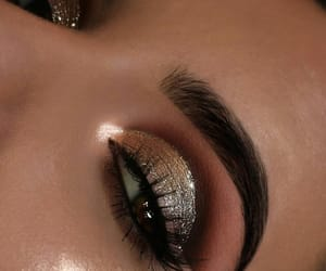 beautiful, coachella, and eye makeup image