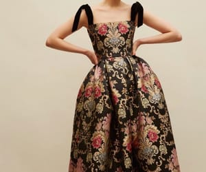 dress, haute couture, and gown image