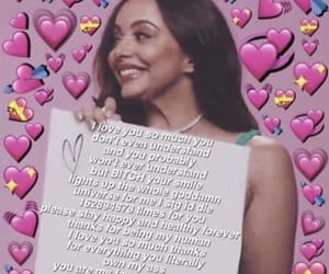 meme, reaction picture, and jade thirlwall image