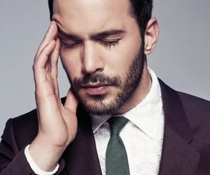 beard, classy man, and arduc image