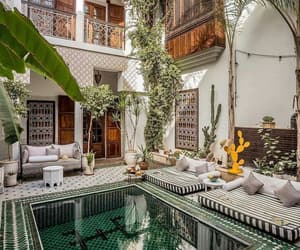 home, house, and marrakech image