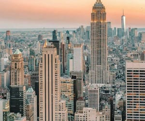 building, city, and nyc image