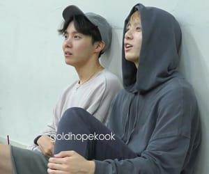 bts, jungkook, and hoseok image