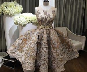 dress, partydress, and longpromdress image