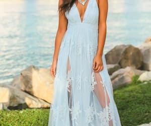 dress, promdress, and dresses image