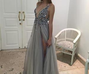 dress, partydress, and graduationdress image