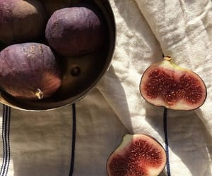 beach, ethereal, and figs image