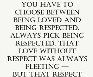 quotes, love, and respect image