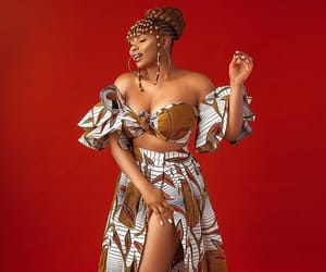 African, fashion, and Queen image