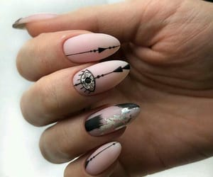black and pink image