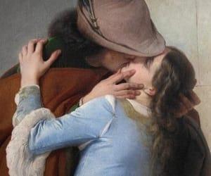 art, artists, and kiss image