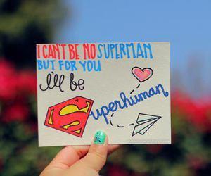 one direction, superman, and superhuman image