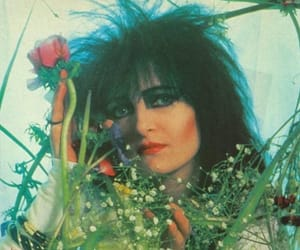 music, rock, and siouxsie sioux image