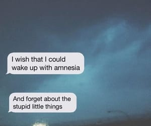 amnesia, 5sos, and Lyrics image