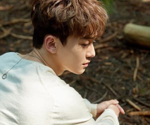 Chen, exo, and photoshoot image