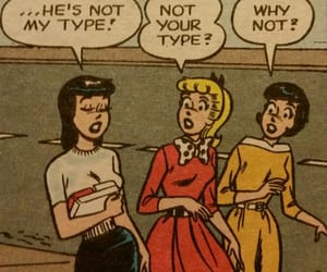 comic, Archie, and boys image