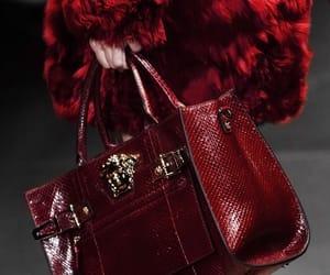 catwalk, fashion, and fur image