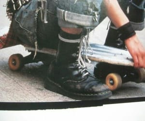 grunge, punk, and skate image