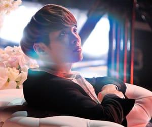 boy, korean, and handsome image