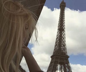 adventure, photo, and eiffel tower image