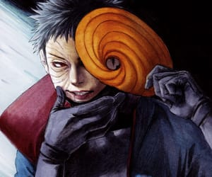 akatsuki, naruto, and uchiha obito image