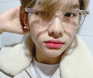 hyunjin, stray kids, and aesthetic image