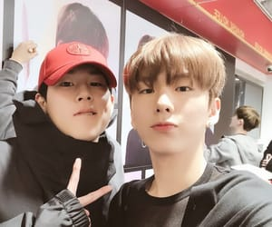 kihyun, jooheon, and monsta x image