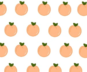 apricot, background, and doodle image