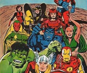 beast, goliath, and Marvel image