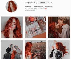 aesthetic, nephilim, and clary fairchild image