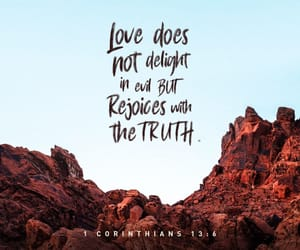 bible verse and love image