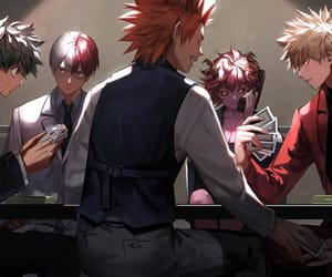 boku no hero academia, my hero academia, and anime image
