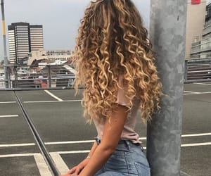 style, blonde, and girl image