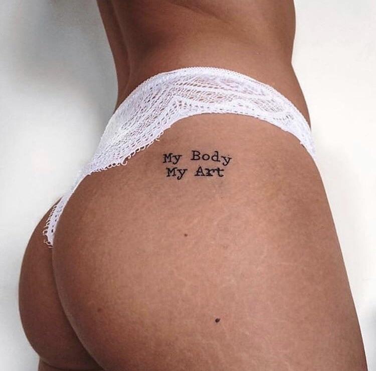 tattoo, body, and art image