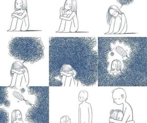 triste and amor image